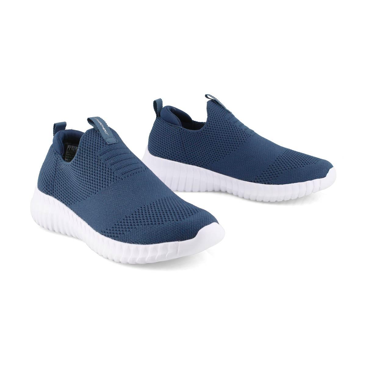 Bys Elite Flex Wasik nvy slip on sneaker