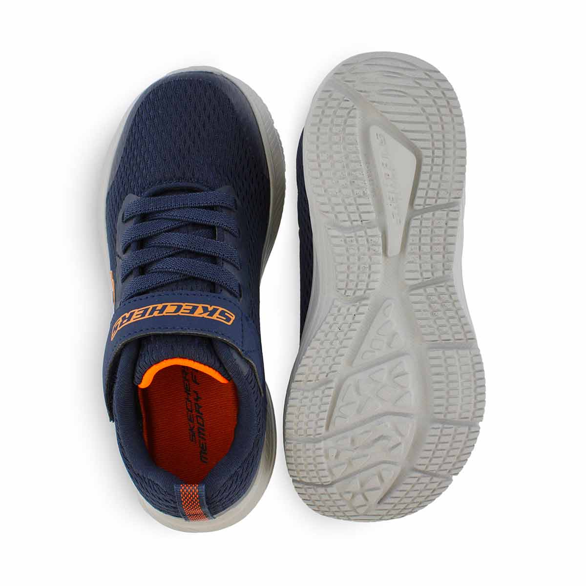 Bys Dyna-Air navy sneaker