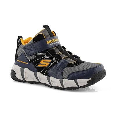 Bys Velocitrek nvy/blk sneaker