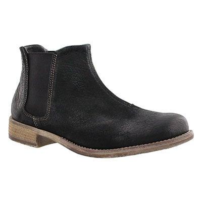 Josef Seibel Women's SIENNA 05 black ankle boots