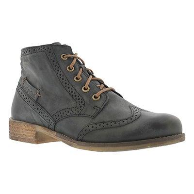 Josef Seibel Women's SIENNA 15 black ankle boots
