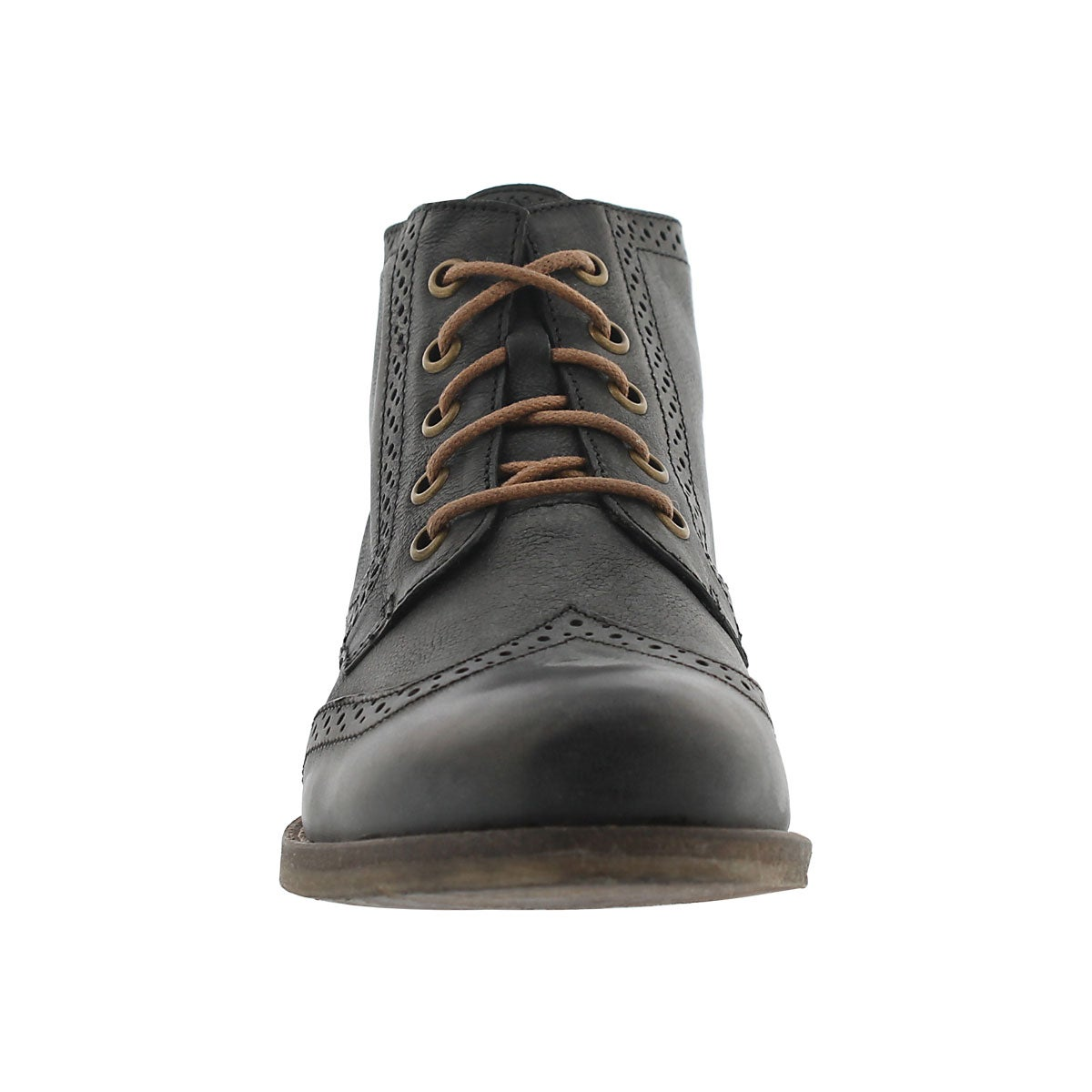 Lds Sienna 15 black ankle boot