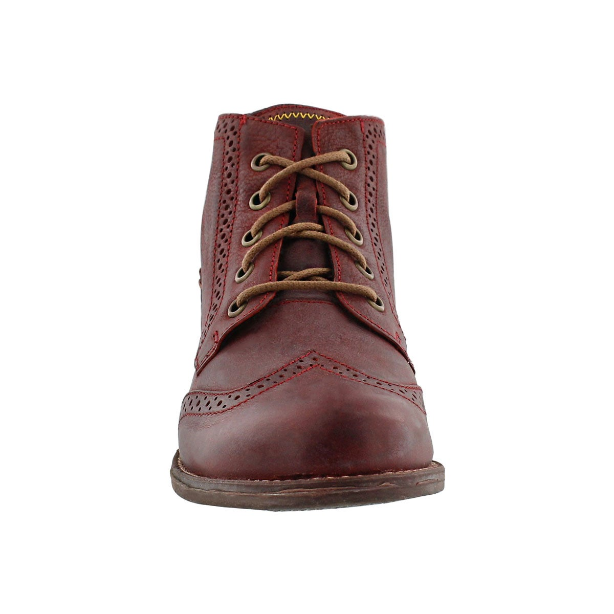 Lds Sienna 15 wine ankle boot