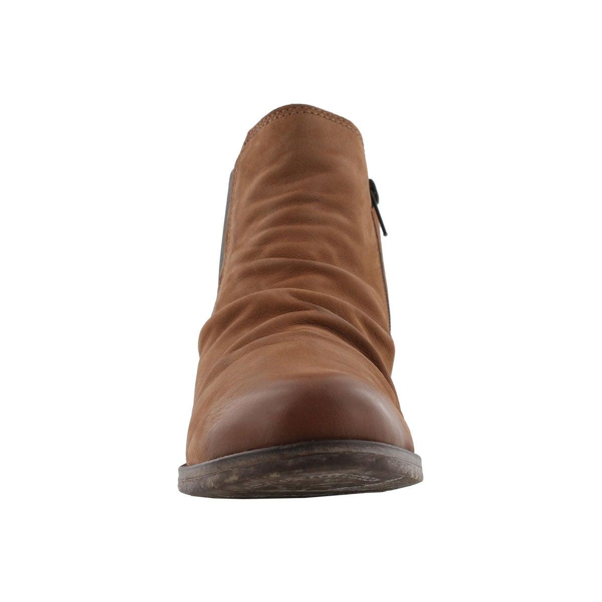 Lds Sienna 59 castagne slip on bootie