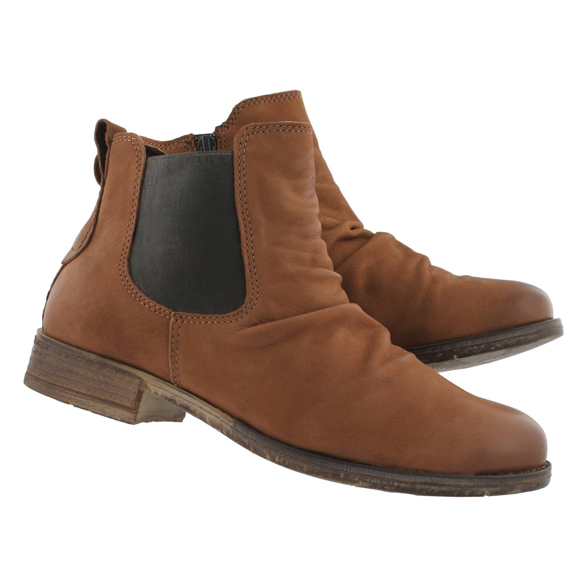 e5ee2731a8987 Josef Seibel. (17). Women's SIENNA 59 castagne slip on boots. $174.99. Sale  $159.99. QUICK VIEW Add To Bag