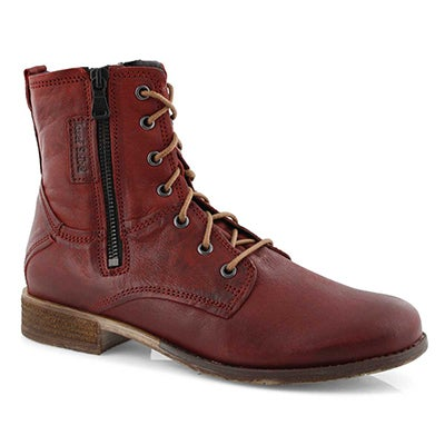 Lds Sienna 78 bordo side combat boot