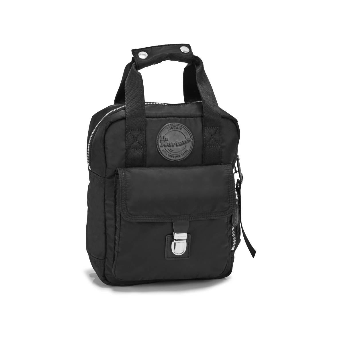 Dr Martens Small blk nylon backpack