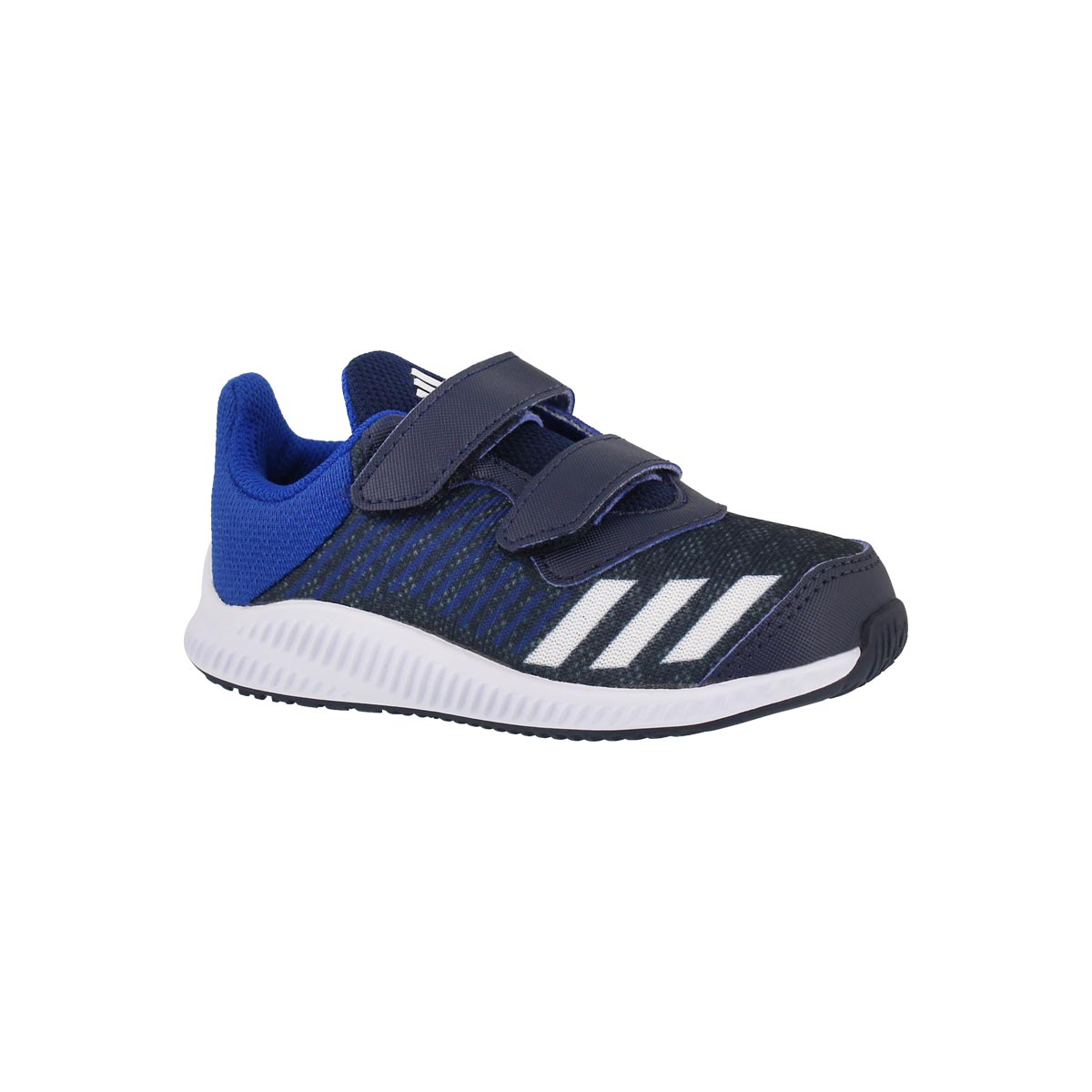 Infants' FORTAFUN EL navy/white sneakers