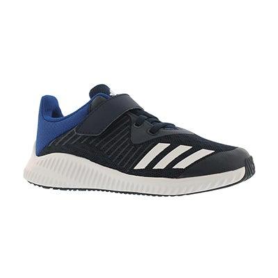 Chlds FortaRun EL nvy/wht/royal sneaker