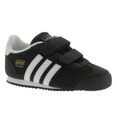 Inf Dragon CF blk/wht velcro sneaker