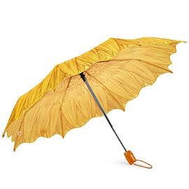 Austin House Telescopic yellow umbrella
