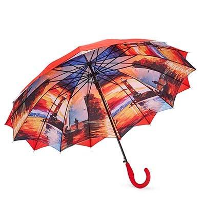 Austin House AUSTIN HOUSE PANEL STICK red umbrella
