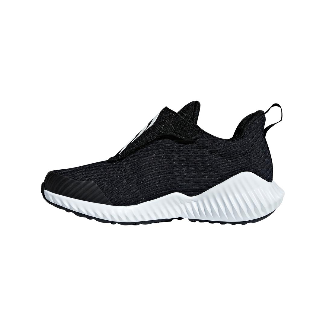 Kds FortaRun AC K blk/wht sneaker