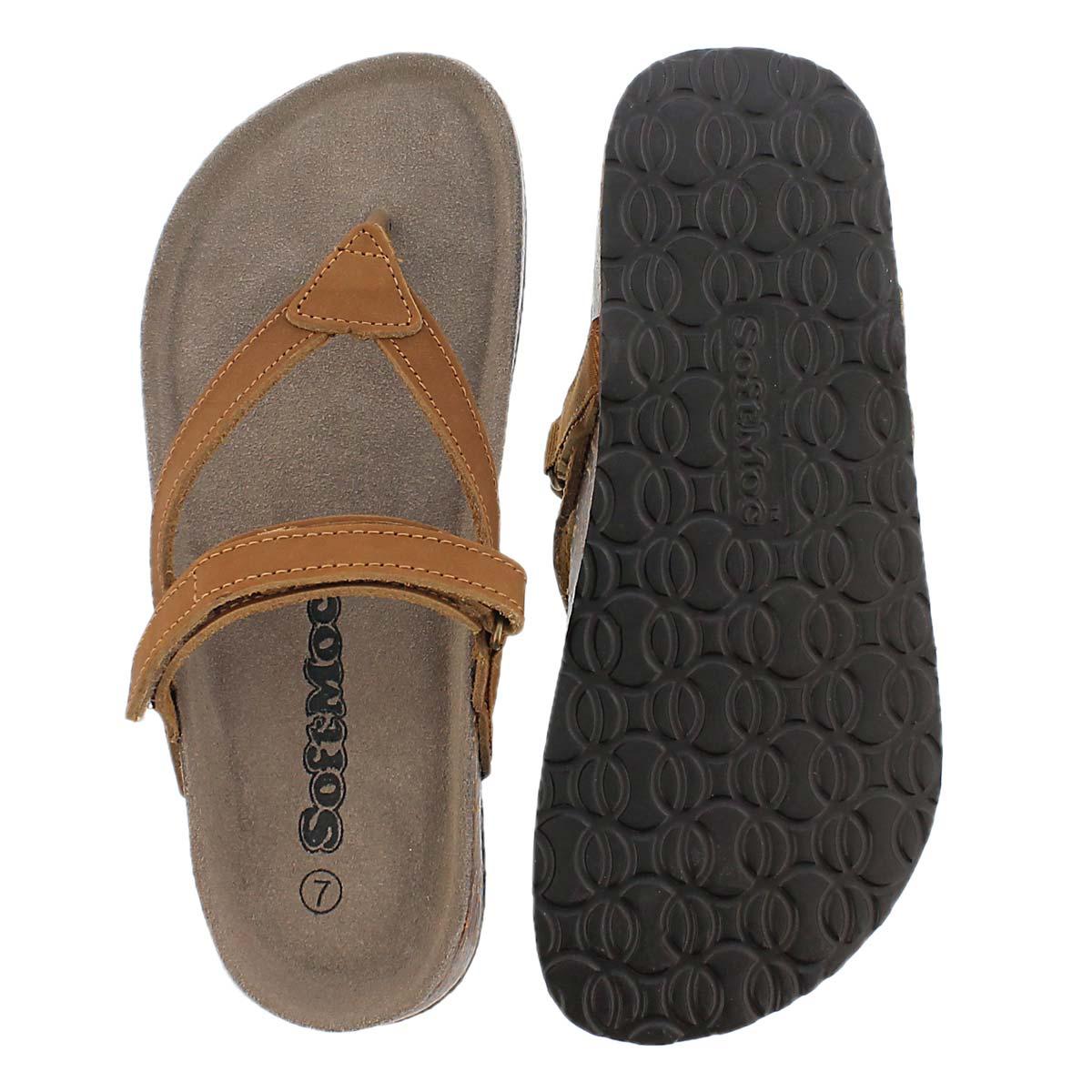 Sandale mousse visc. Aisha, hava, femmes