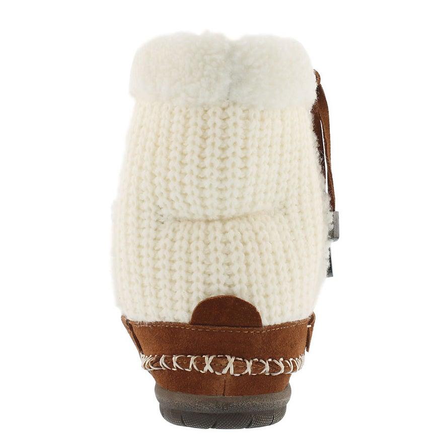 Lds Alana spice bootie slipper