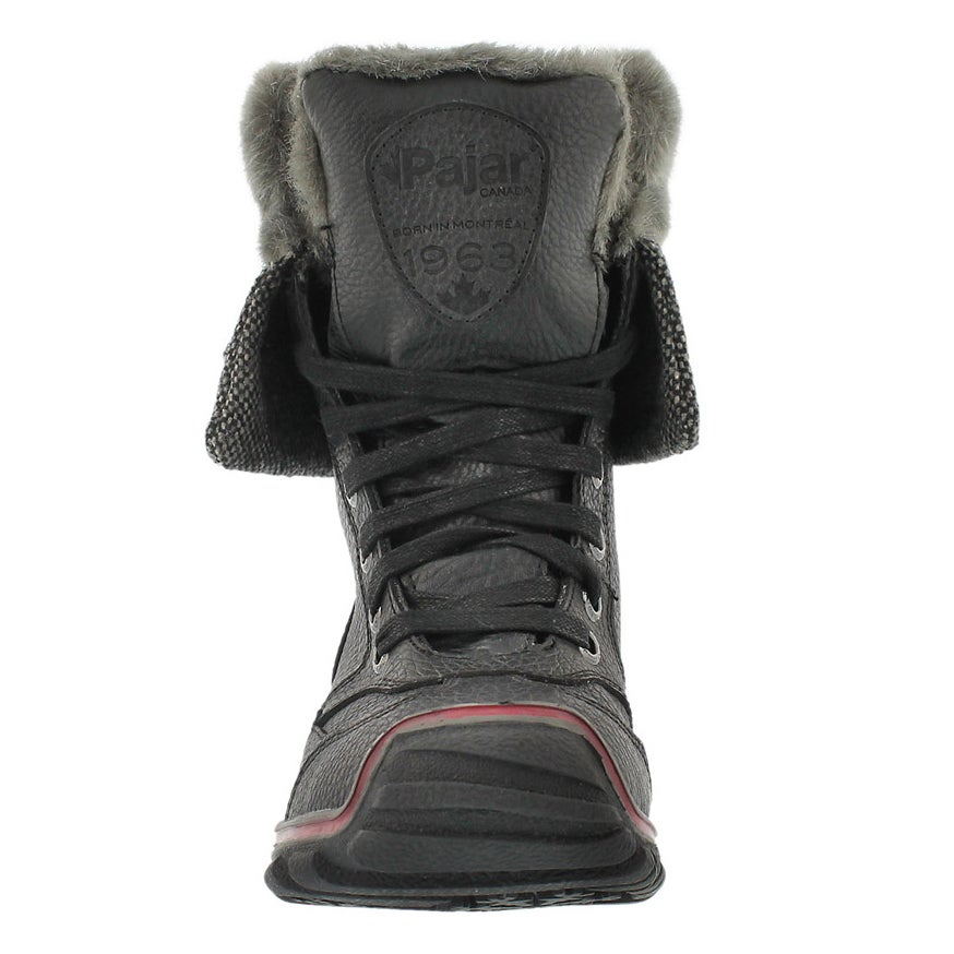 Lds Alice black waterproof winter boot
