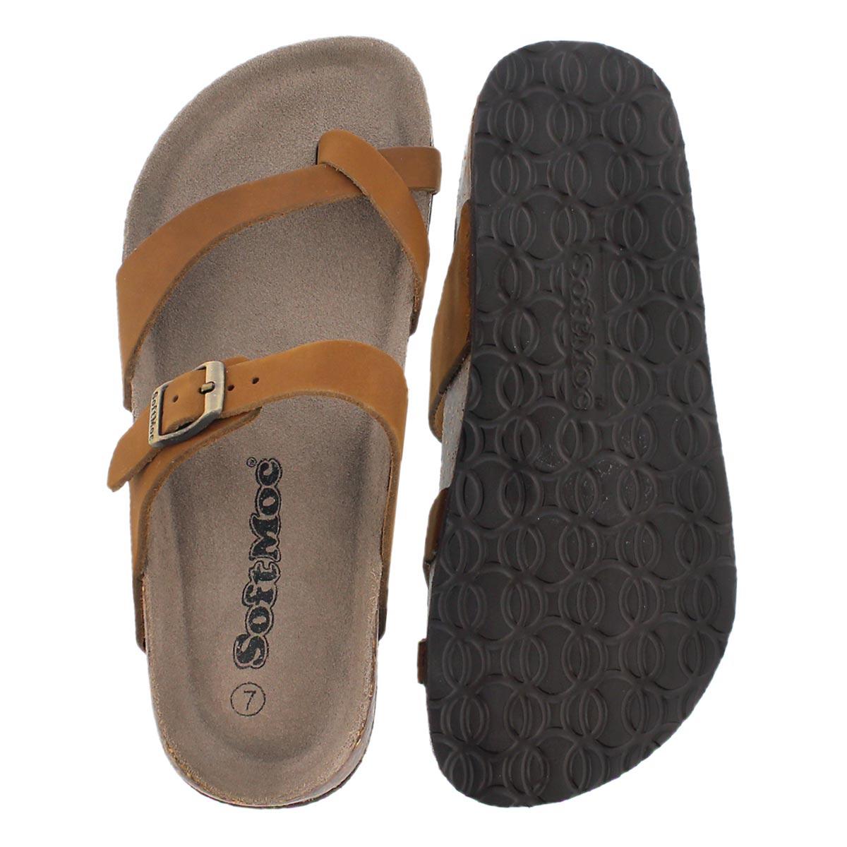 Sandale ALICIA 3, havane, femmes