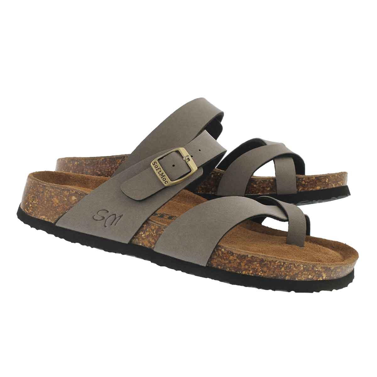 Lds Alicia 5 PU tpe memory foam sandal