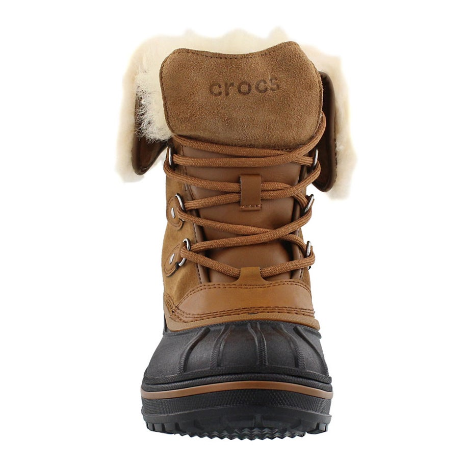 Lds All Cast II Luxe wheat winter boot