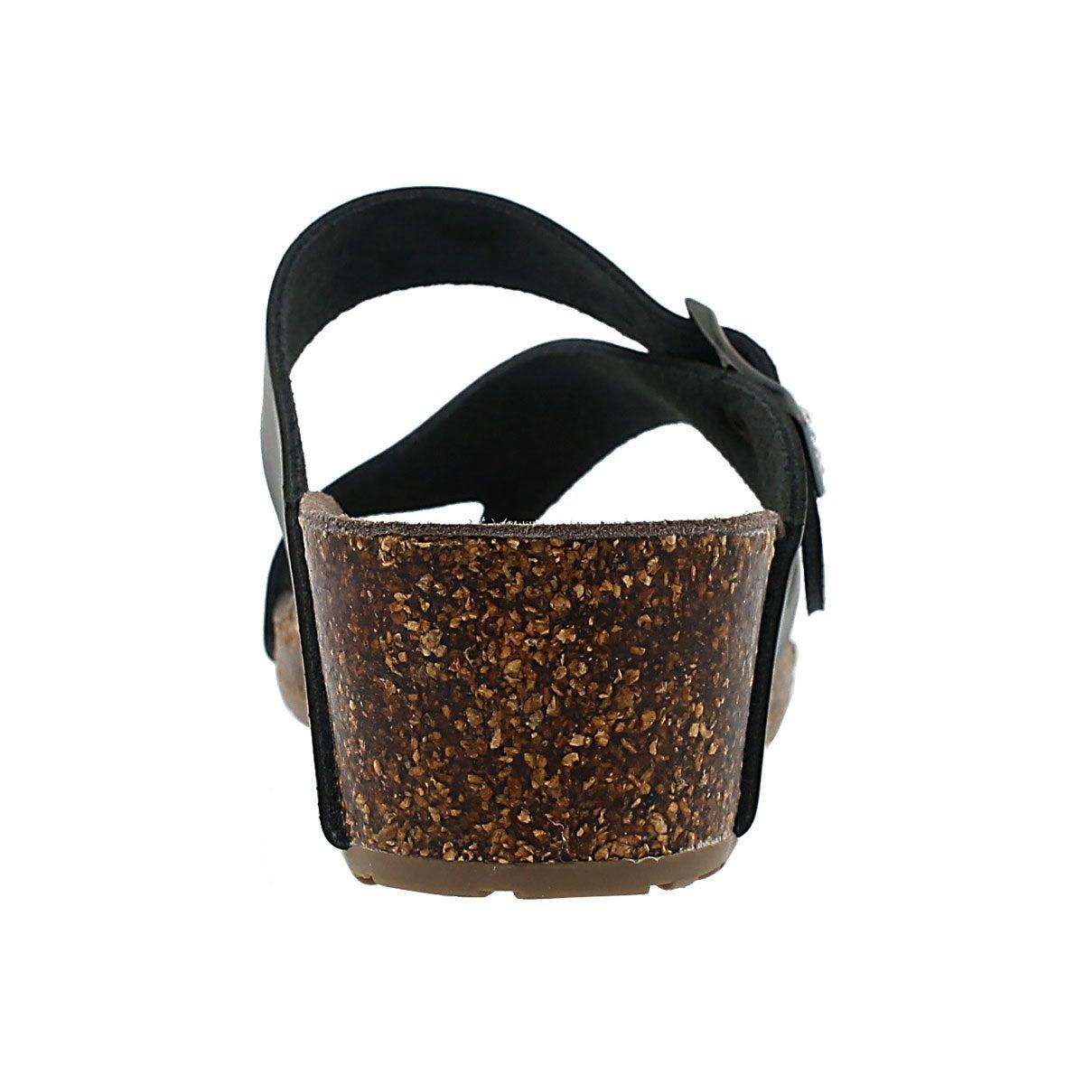 Sandale tong AMBER 3, noir, femmes