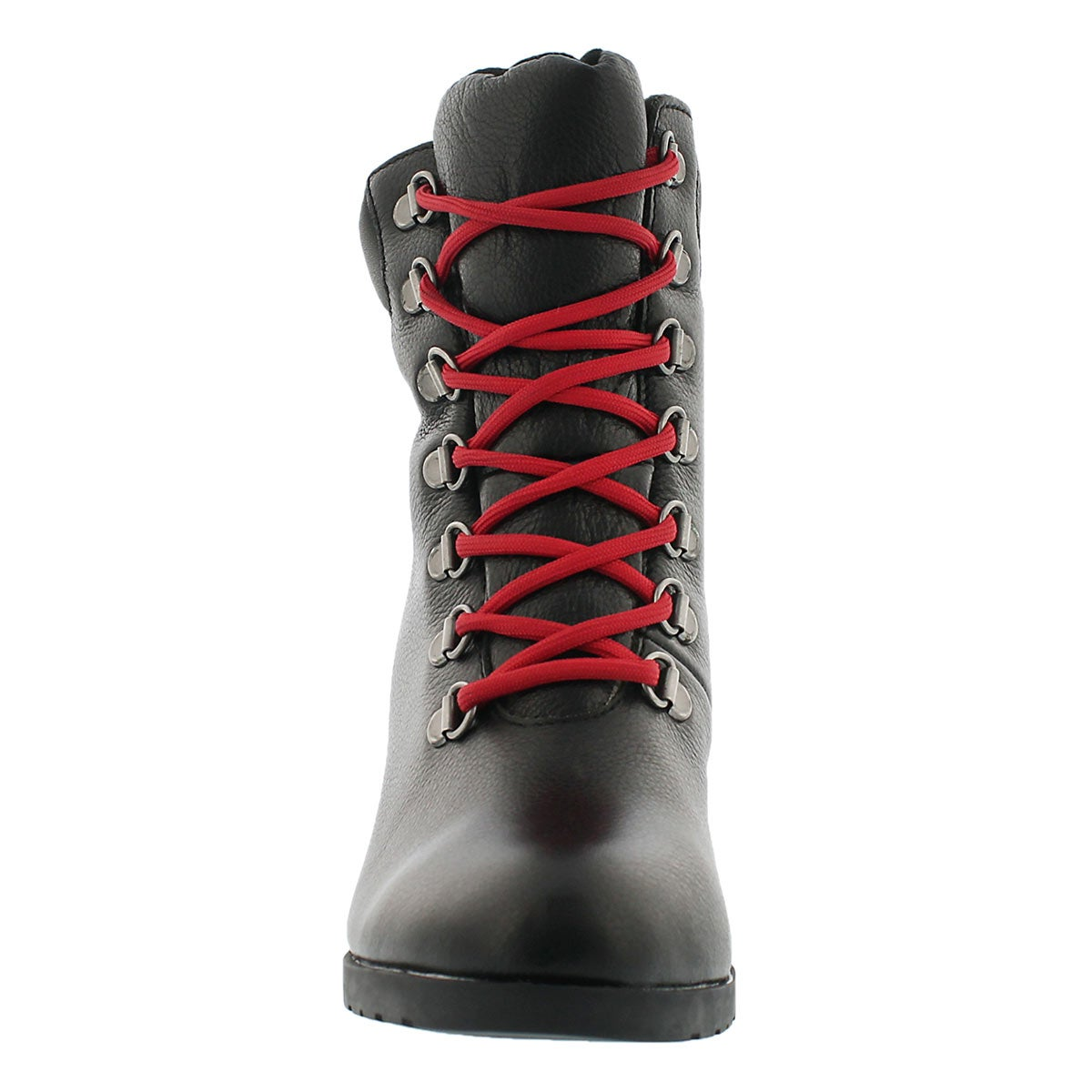 Lds Angie blk lace up wtpf ankle boot