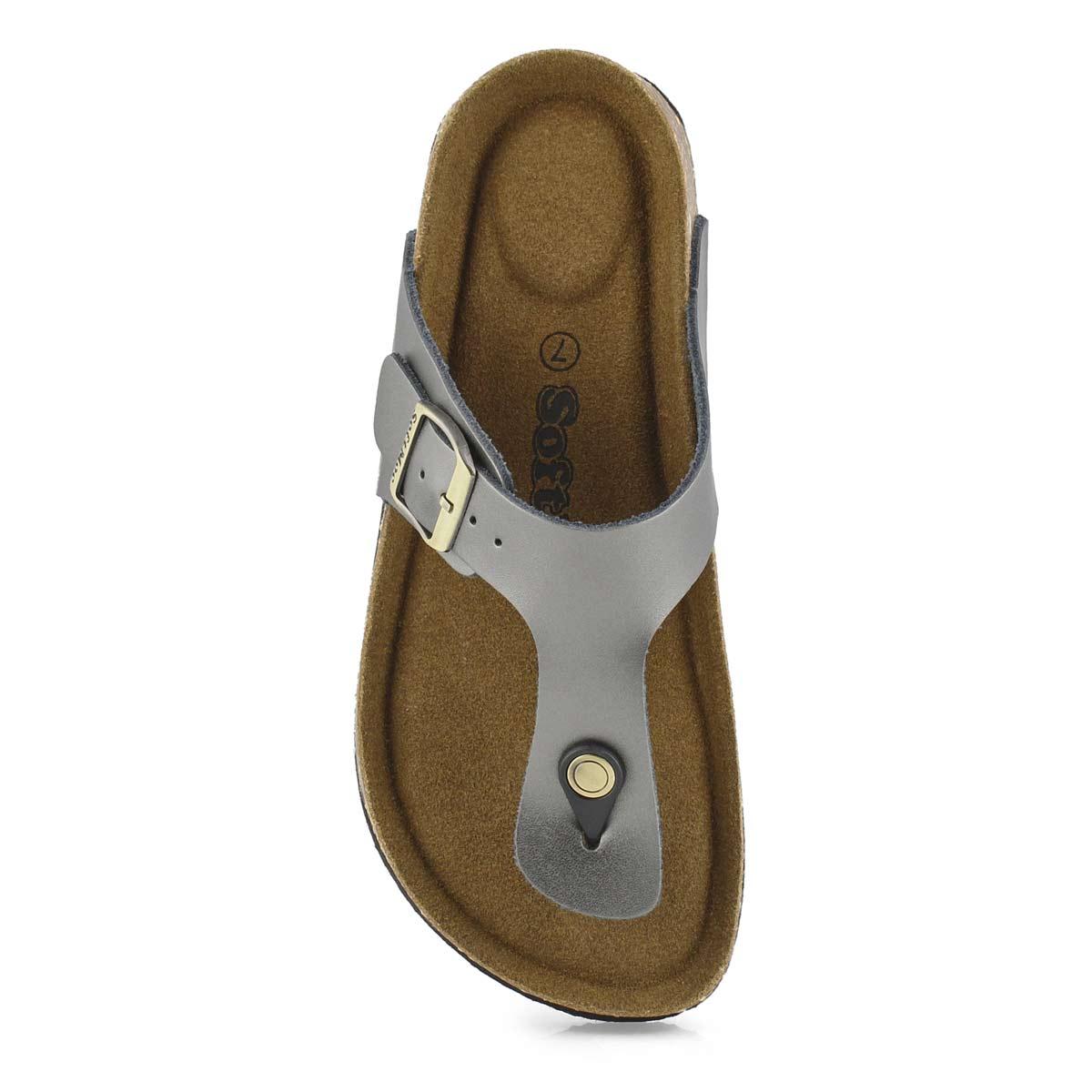 Lds Angy 5 pwtr memory foam thong sandal