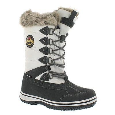 Lds Anila chr/ice wtrpf tall winter boot