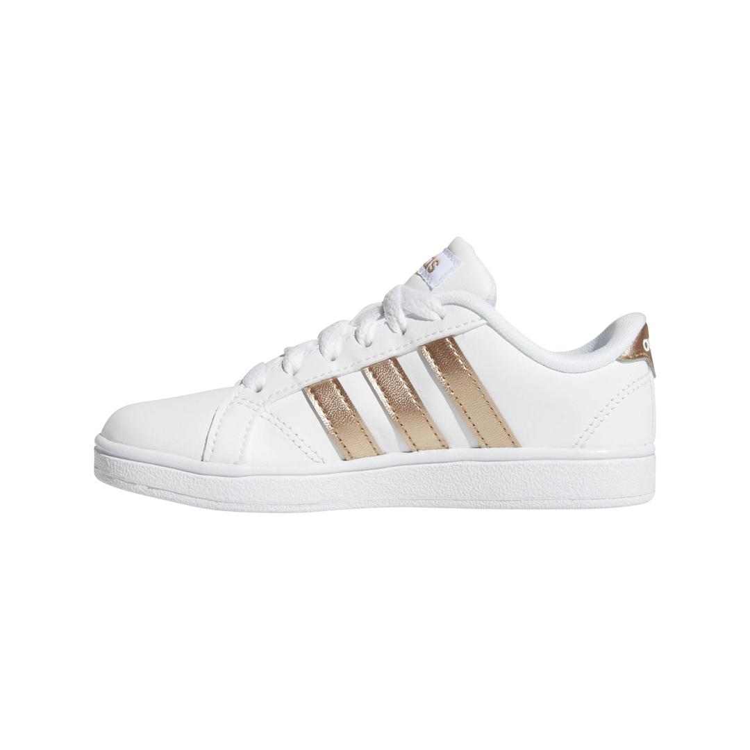 Kds Baseline K wht/copper sneaker