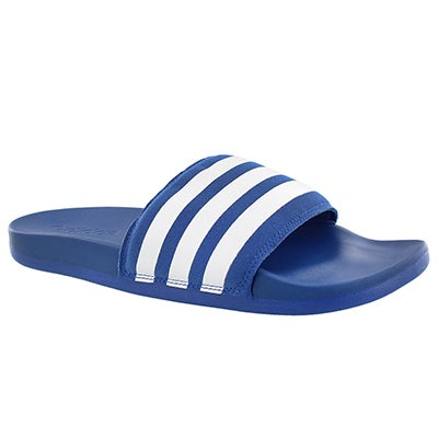 Mns Adilette CF Ultra blu/wht slide