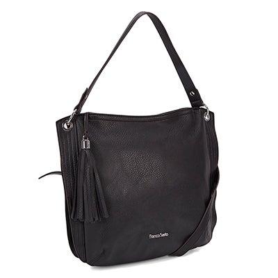 Lds Arabel black convert. bucket bag