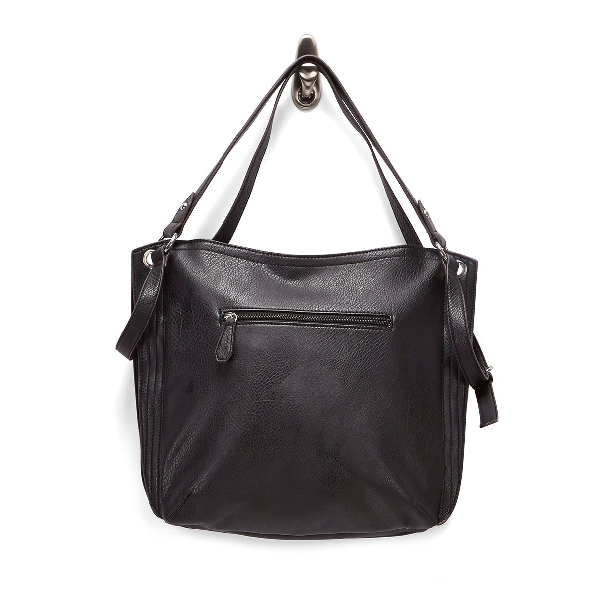 Lds Arabel black convert. bucket bag