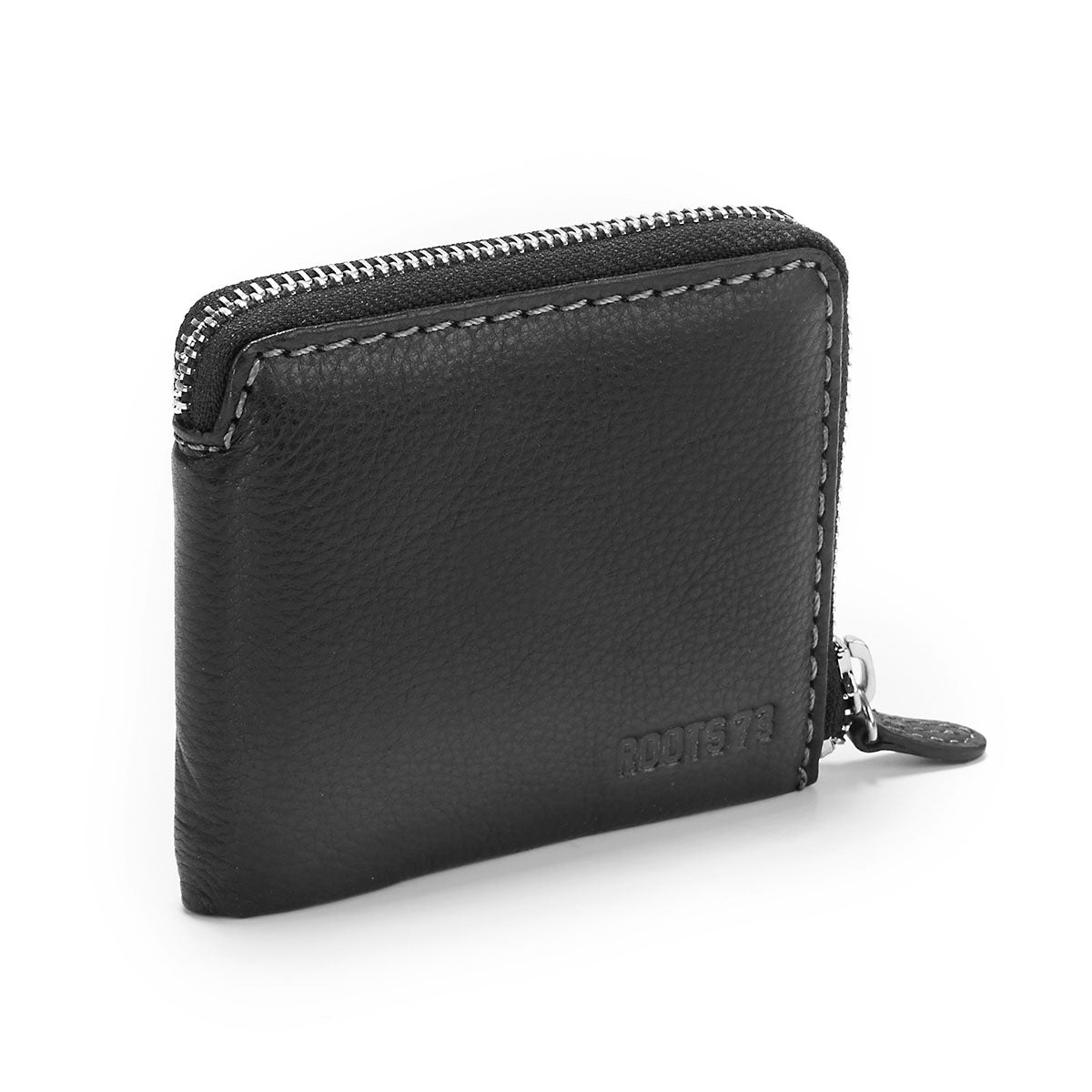 Mns Arelia 304 black zip wallet