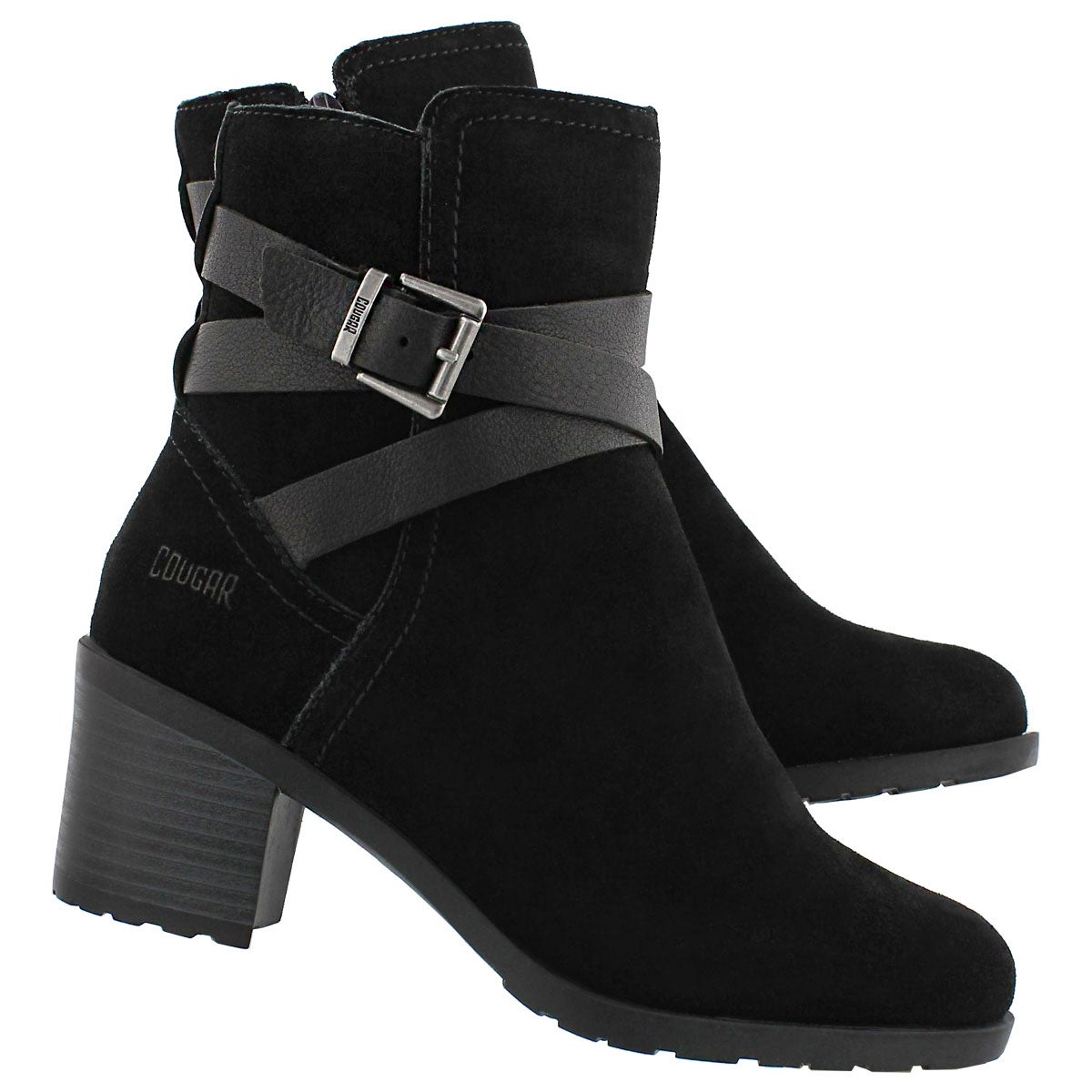Lds Arvida blk wtpf ankle boot