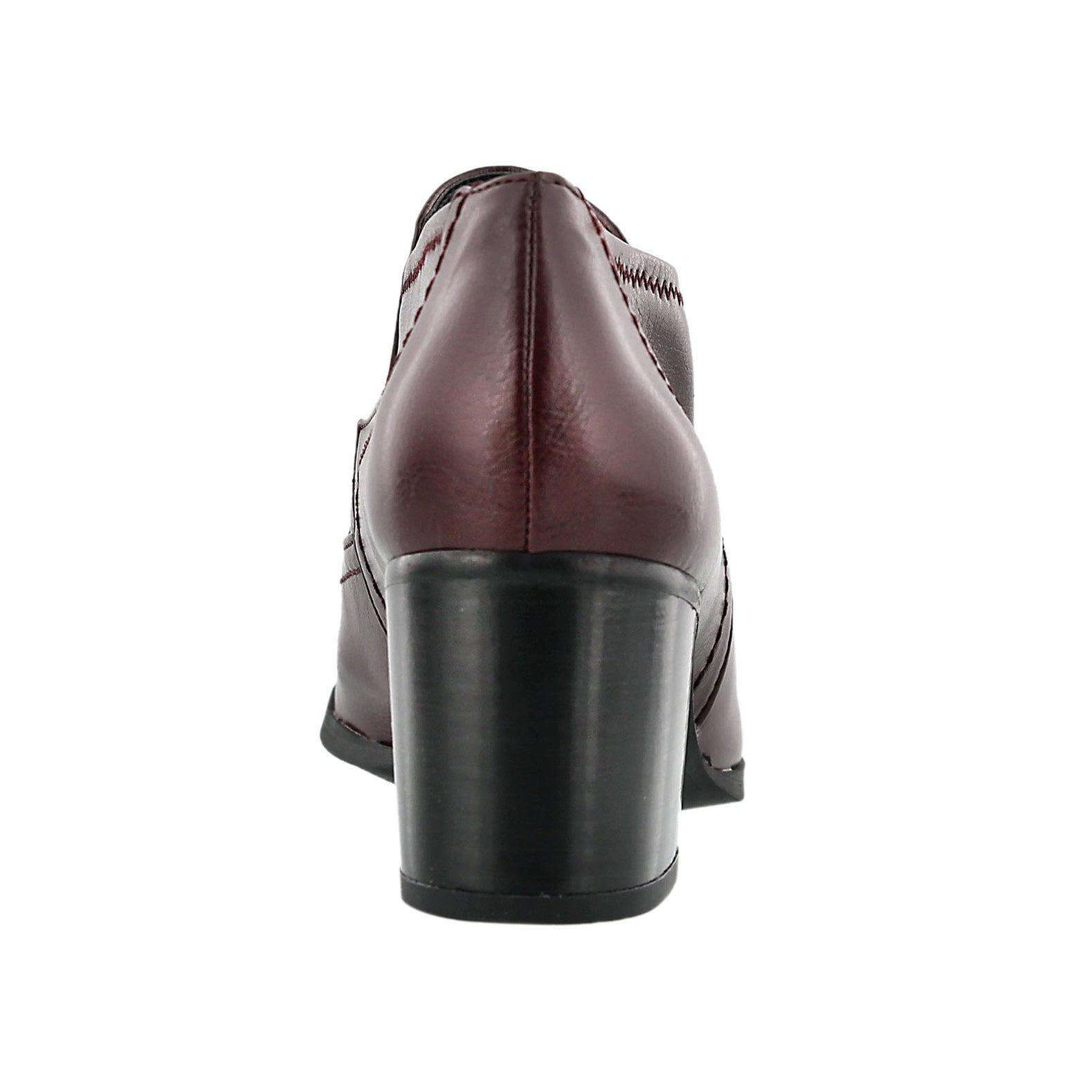 Chaussures décon. Ashland, bordeaux, fem