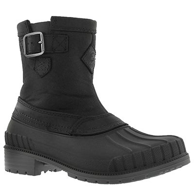 Kamik Women's AVELLE black waterproof winter boots