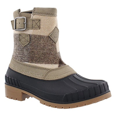 Kamik Women's AVELLE taupe waterproof winter boots