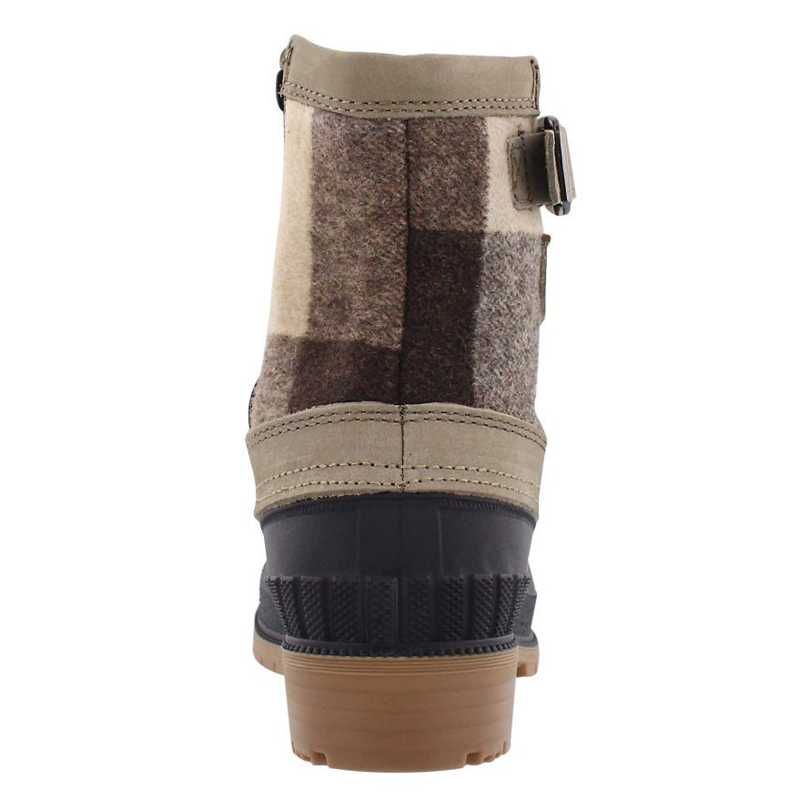 Lds Avelle taupe waterproof winter boot