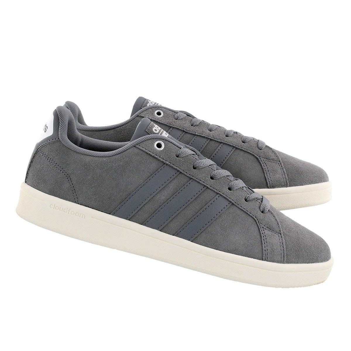 Mns Cloudfoam Advantage grey sneaker