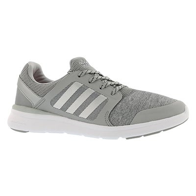 Adidas Women's CLOUDFOAM XPRESSION silver sneakers