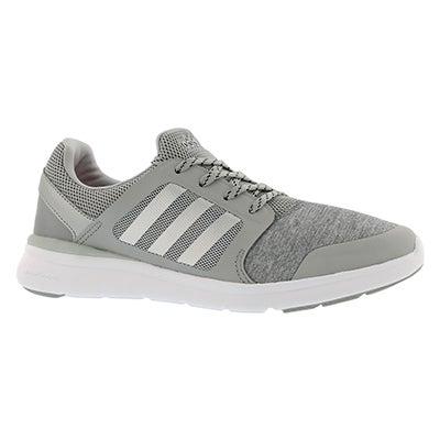 Adidas Espadrilles CLOUDFOAM XPRESSION, argent, femmes