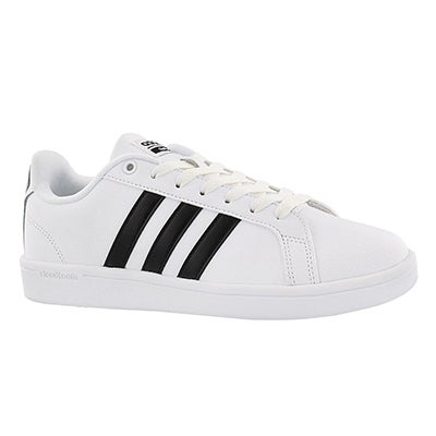 Adidas Women's CLOUDFOAM ADVANTAGE wht/blk sneakers