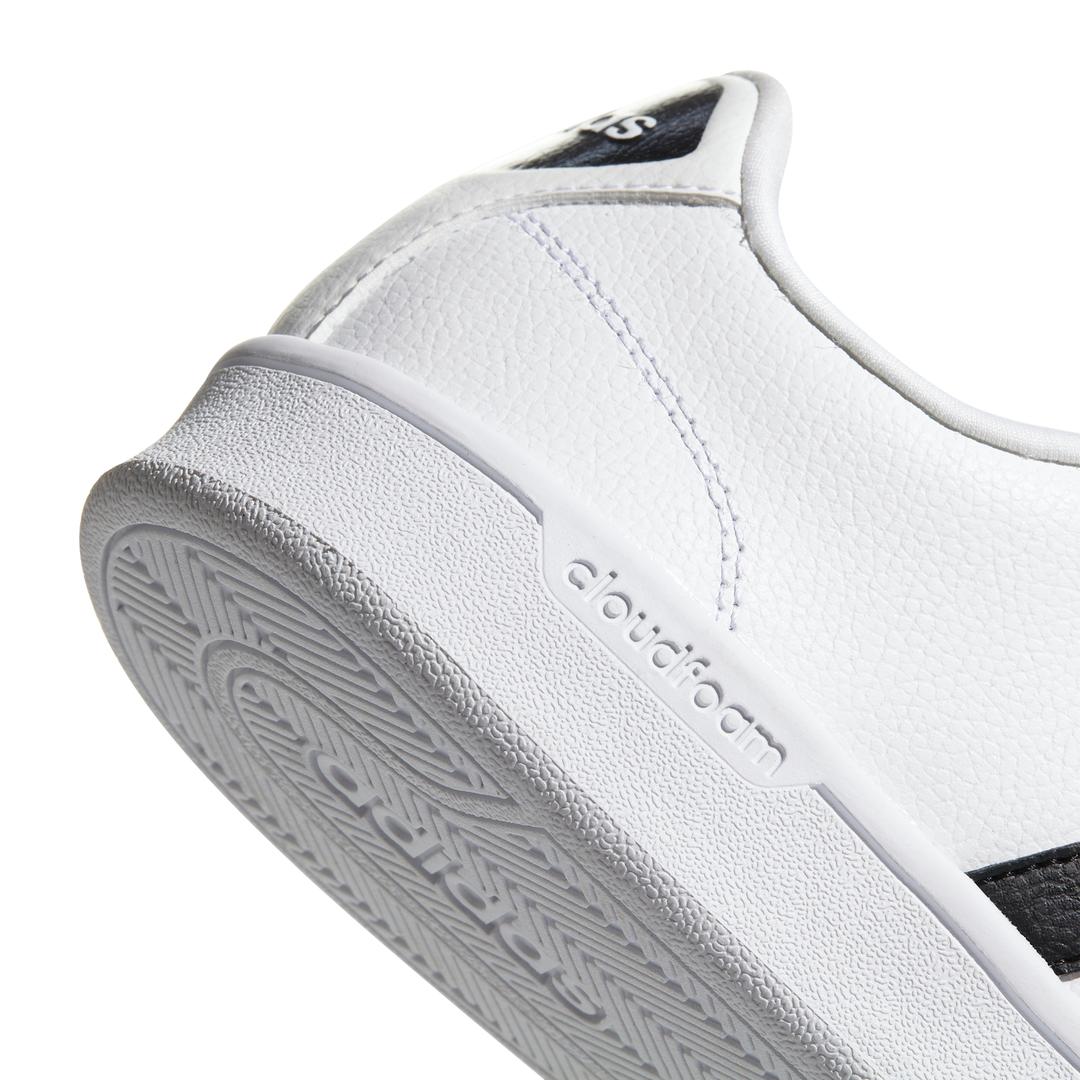 Mns Cloudfoam Advantage wht/blk sneaker