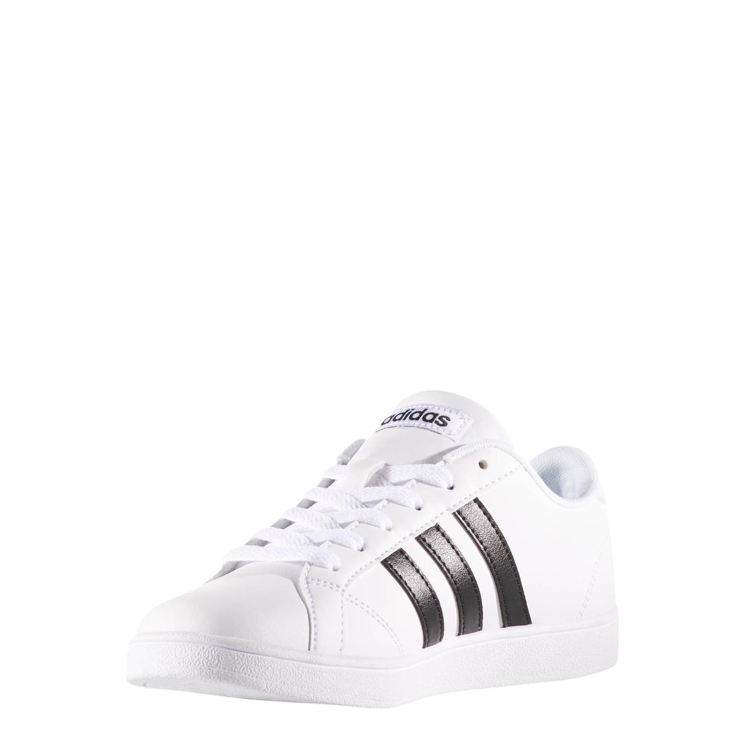 Kds Baseline K wht/blk sneaker