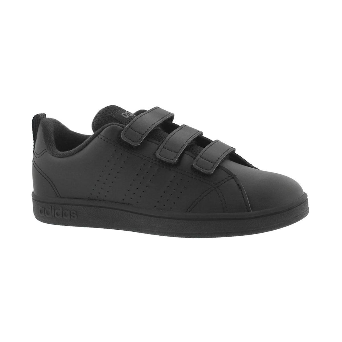 Kids' ADVANTAGE CLEAN CMF black sneakers