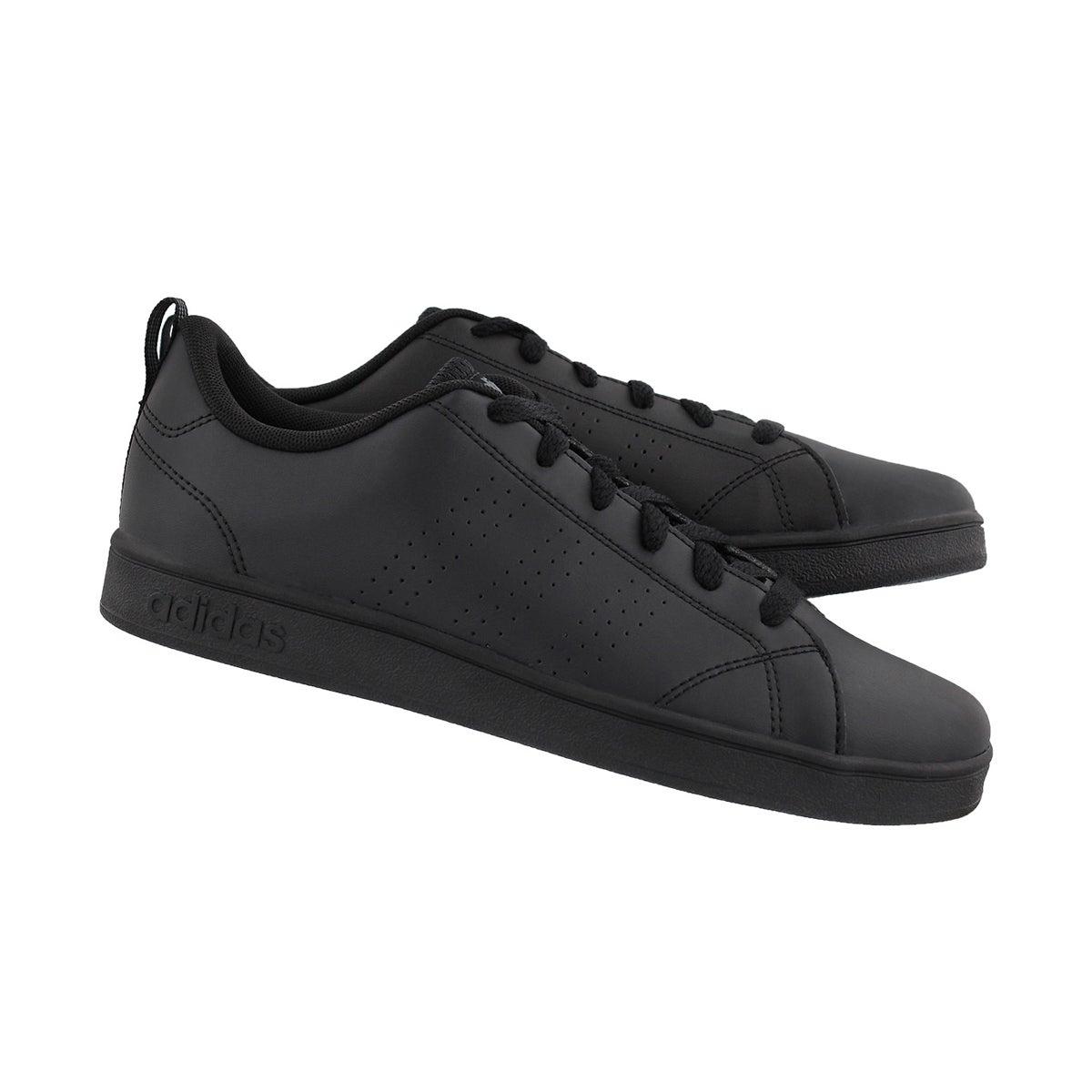 Chlds Advantage Clean black sneaker