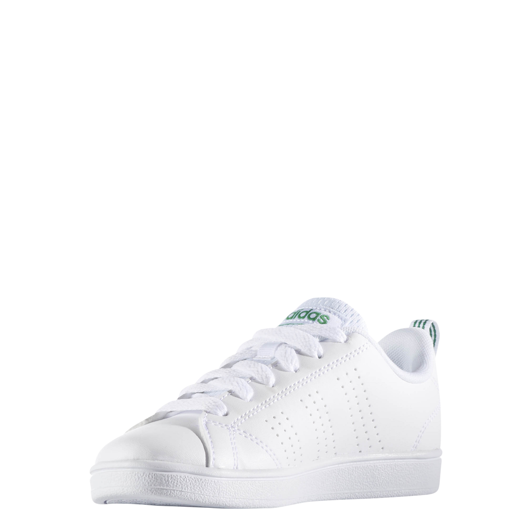 Chlds Advantage Clean white sneaker