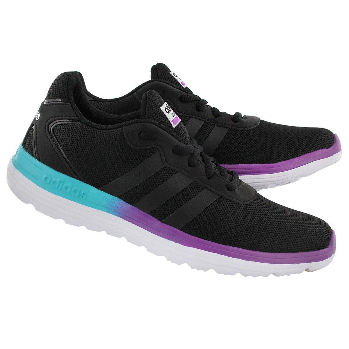 Lds Cloudfoam Speed W blk sneaker