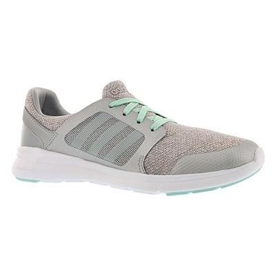 Adidas Espadrilles CLOUDFOAM XPRESSION W, gris, femmes