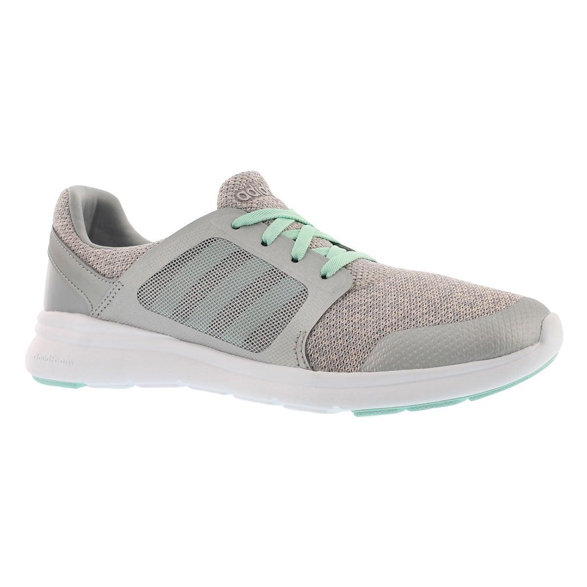 Lds Cloudfoam Xpression W grey sneaker
