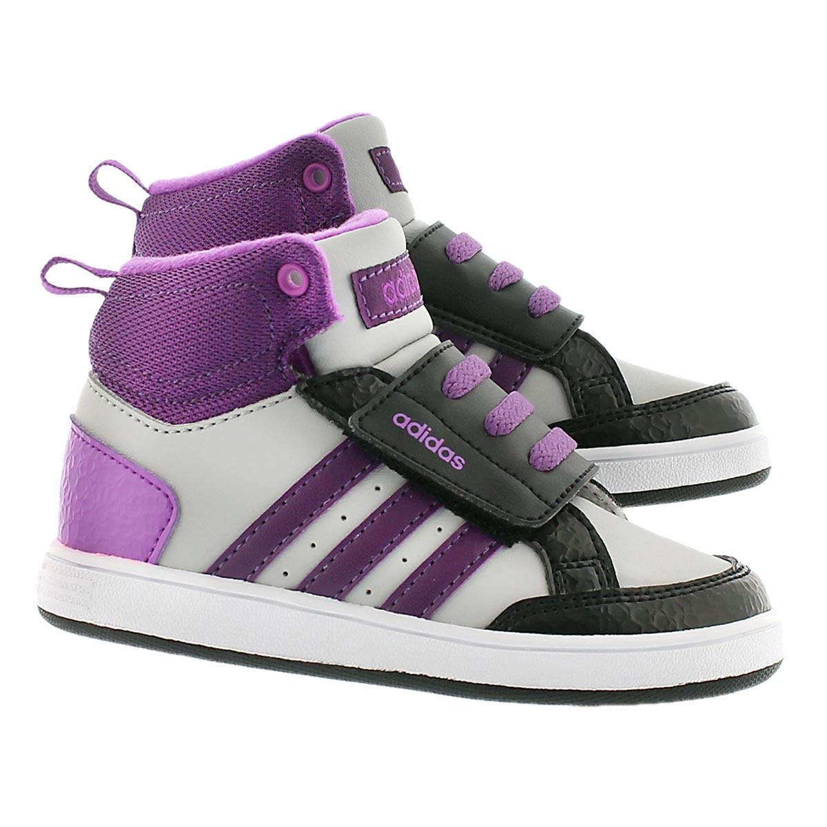 Infs Hoops CMF Mid ppl hook&loop sneaker